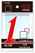 カドまるスリーブONEシリーズ マットMINIオーバー [R LINE] 2015年11月上旬発売
